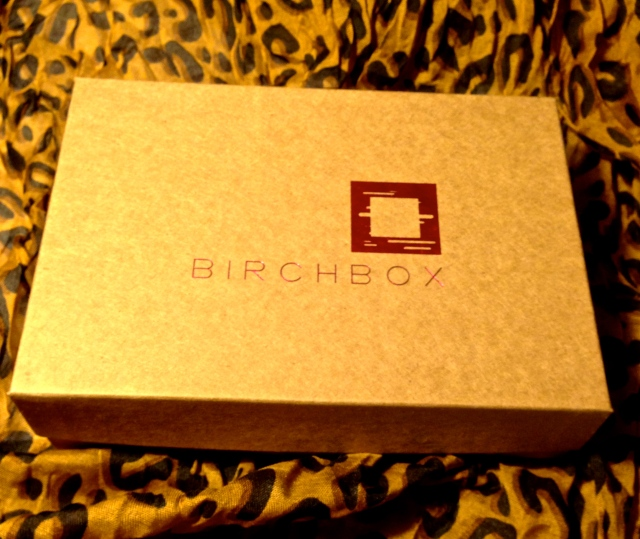 February 2013 Birchbox