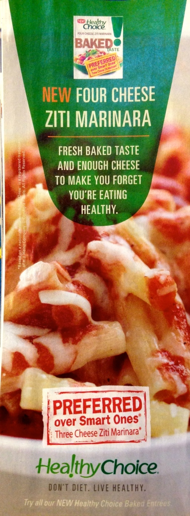 NEED TO TRY THIS!!!! (since I love 3 cheese ziti)