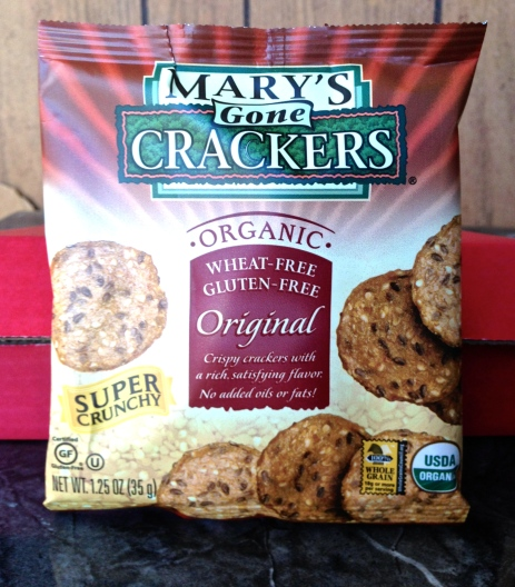 Wholesome Snacks - Mary's Gone Crackers