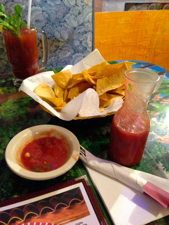 their endless chips & salsa is sooooo amazing