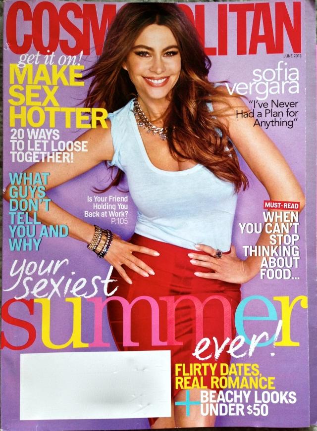 Cosmopolitan June 2013