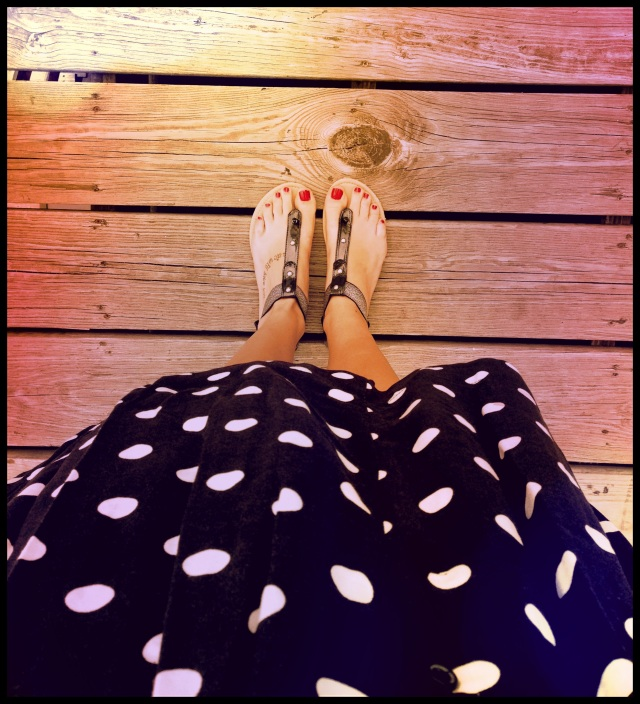 July 2 - shoes